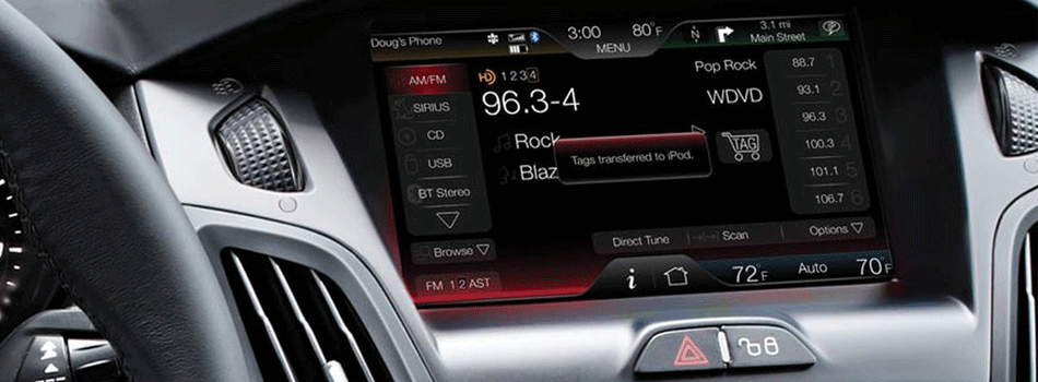 Audio jammer device - device for car tracking